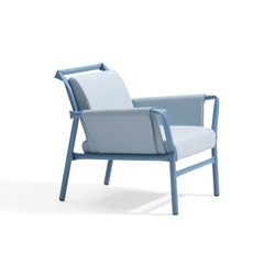 Superkink armchair | Sillones lounge | Blå Station