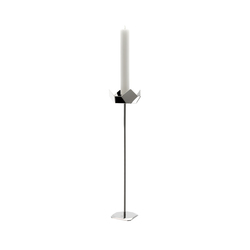 Poligono candle holder 400 | Candelabros | Forhouse
