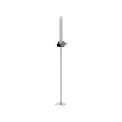 Poligono candle holder 500 | Candelabros | Forhouse