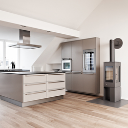 Maisonette Bonn | Island kitchens | eggersmann
