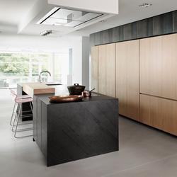 Penthouse Bonn | Cocinas isla | eggersmann