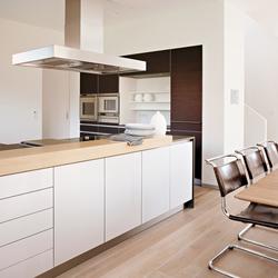 Villa Hamburg | Island kitchens | eggersmann