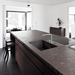 Villa Wiesbaden | Island kitchens | eggersmann
