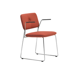 Dundra Chair S70A Armchair | Restaurantstühle | Blå Station