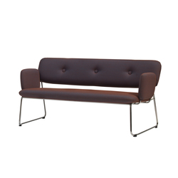 Dundra Sofa S74 | Loungesofas | Blå Station