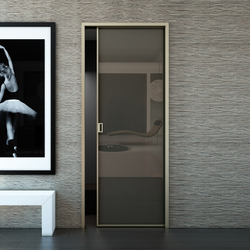 Alien | Slide-in-Wall Doors | Innentüren | Aico Design