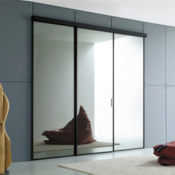 Alien | Partitions and Sliding Screens | Internal doors | Aico Design