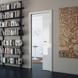 Allure | Slide-in-Wall Doors | Internal doors | Aico Design