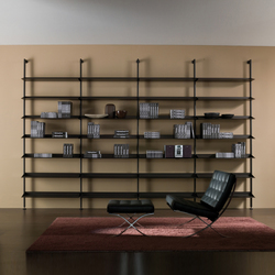 Epomeo | Book-Shelves | Office shelving systems | Aico Design