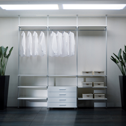 Epomeo | Walk-in Wardrobe | Dressings | Aico Design