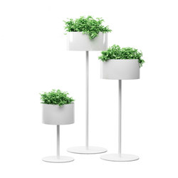 Green Cloud standing | Plant pots | Systemtronic