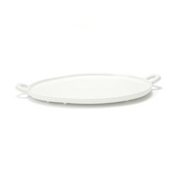 Haphazard Harmony Oval Tray | Dinnerware | DHPH