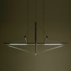Take 5 Suspended lamp | Suspensions | Archxx