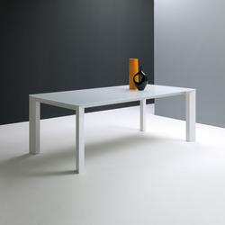 X-Tend 100 | Tables de repas | Aico Design