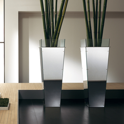 Selezionata di fioriere vasi per piante complementi su for Vasi decorativi da interno