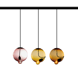 Meltdown 3 Bowls | Suspended lights | Cappellini