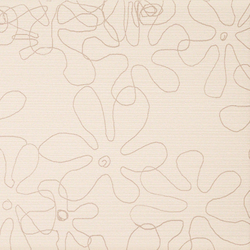 Pure Colours Ivory Flower | Floor tiles | Cerim by Florim