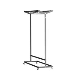 Inlin double | Coat racks | Systemtronic