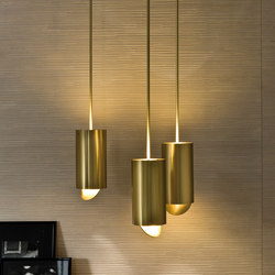 Tubo Sospensione | Suspended lights | Laurameroni