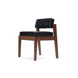 Acorn II Dining Chair | Sedie | Bark