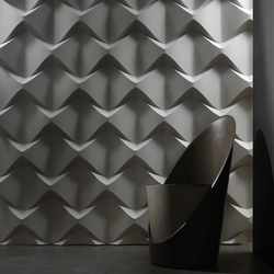 Caos | Wall panels | 3D Surface