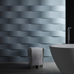 Ondalunga | Wall panels | 3D Surface