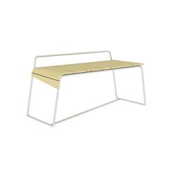 Uni Poli Stool long | Benches | Deesawat