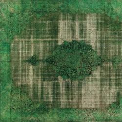 Decolorized green | Formatteppiche / Designerteppiche | GOLRAN 1898