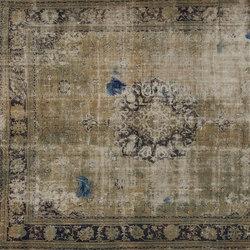 Decolorized Mohair aqua | Rugs / Designer rugs | GOLRAN 1898