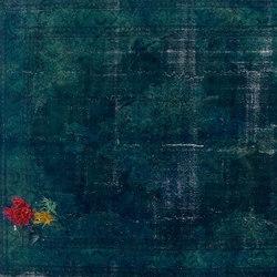 Decolorized Mohair blue | Alfombras / Alfombras de diseño | GOLRAN 1898