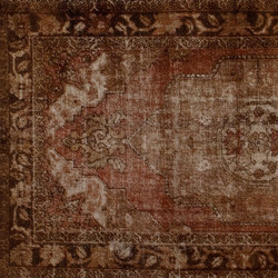 Decolorized Mohair brown | Rugs / Designer rugs | GOLRAN 1898