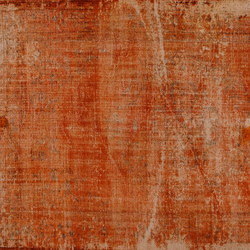 Decolorized Mohair orange | Rugs / Designer rugs | GOLRAN 1898