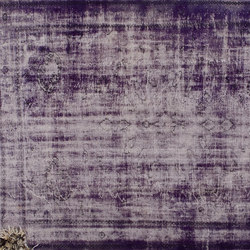Decolorized Mohair purple | Rugs / Designer rugs | GOLRAN 1898