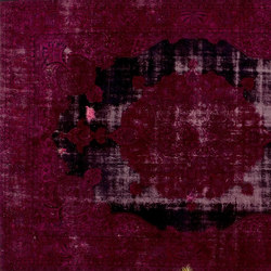 Decolorized Mohair wine | Rugs / Designer rugs | GOLRAN 1898