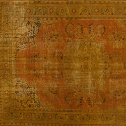 Decolorized Mohair yellow | Rugs / Designer rugs | GOLRAN 1898