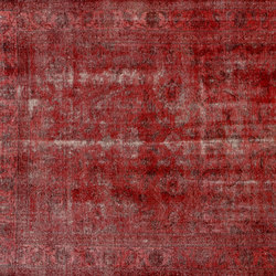Decolorized red | Rugs / Designer rugs | GOLRAN 1898