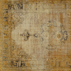 Decolorized yellow | Rugs / Designer rugs | GOLRAN 1898