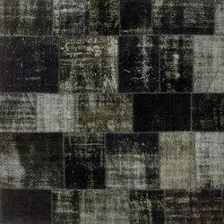 Patchwork black | Tapis / Tapis design | GOLRAN 1898