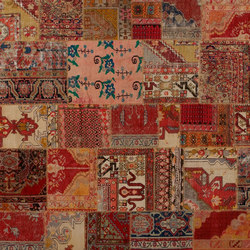 Patchwork classic | Tappeti / Tappeti d'autore | GOLRAN 1898