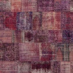 Patchwork lilla | Alfombras / Alfombras de diseño | GOLRAN 1898