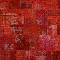 Patchwork orangine | Rugs / Designer rugs | GOLRAN 1898