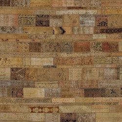Patchwork Restyled beige | Tappeti / Tappeti d'autore | GOLRAN 1898