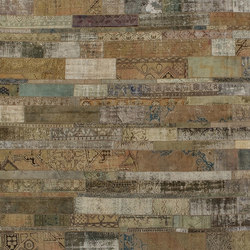 Patchwork Restyled grey | Tappeti / Tappeti d'autore | GOLRAN 1898