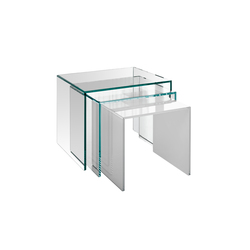 Trio | Nesting tables | Tonelli