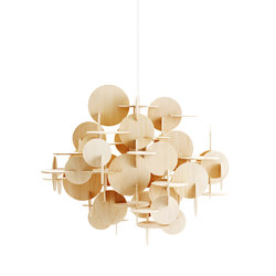 Bau Nature Large | Suspended lights | Normann Copenhagen