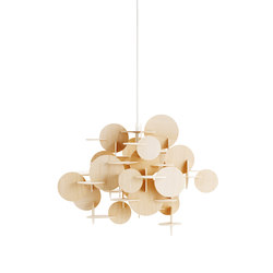 Bau Nature Small | Suspended lights | Normann Copenhagen