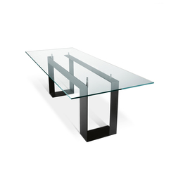 Miles | Dining tables | Tonelli