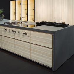 Core Ash Natural | Island kitchens | eggersmann