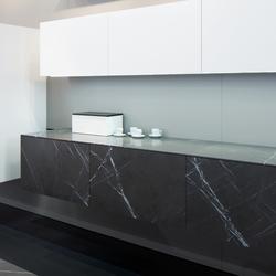 Limestone | Bespoke kitchens | eggersmann