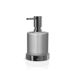 Soap dispenser freestanding | Distributori sapone | HEWI
